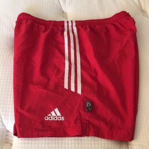 Men Adidas Running shorts size M